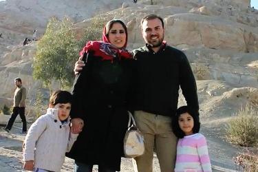 pastor iraniano e familia site