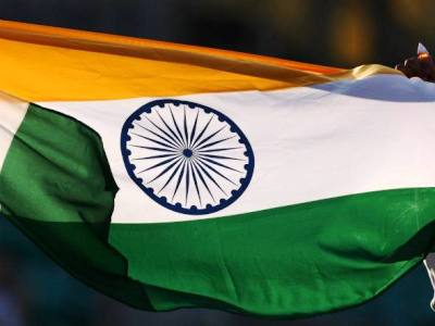 india - bandeira