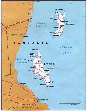 Zanz-map